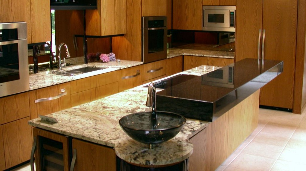 Custom Granite : Custom Granite Works Kitchen Countertops